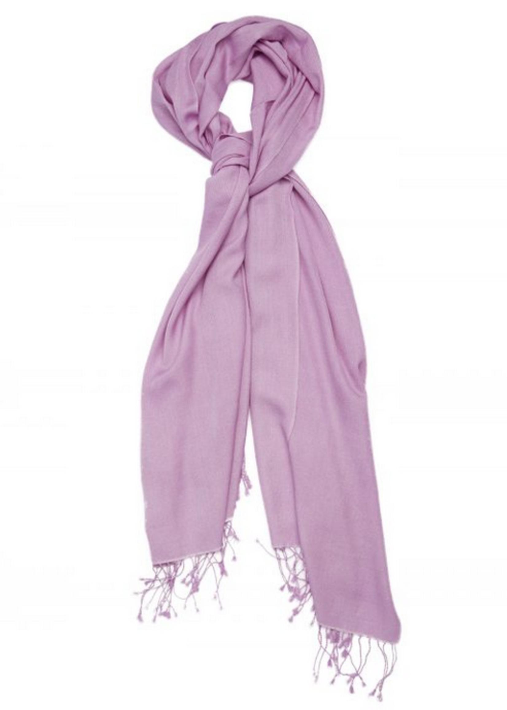 Elitaire Boutique Lilac Pashmina