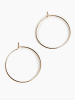 Elitaire Boutique Minka Thin Hoop Earring