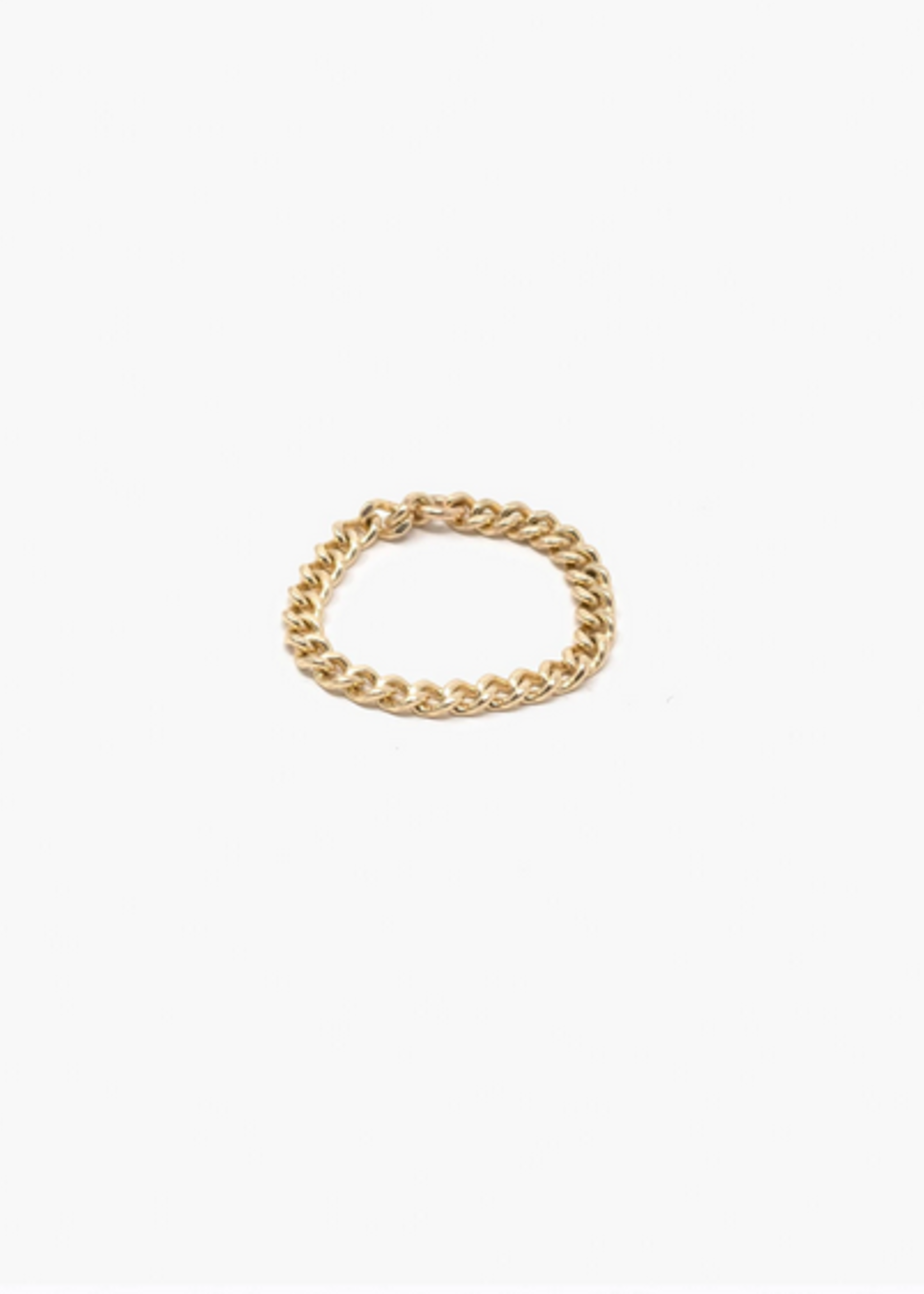 Elitaire Boutique Gold Chain Ring