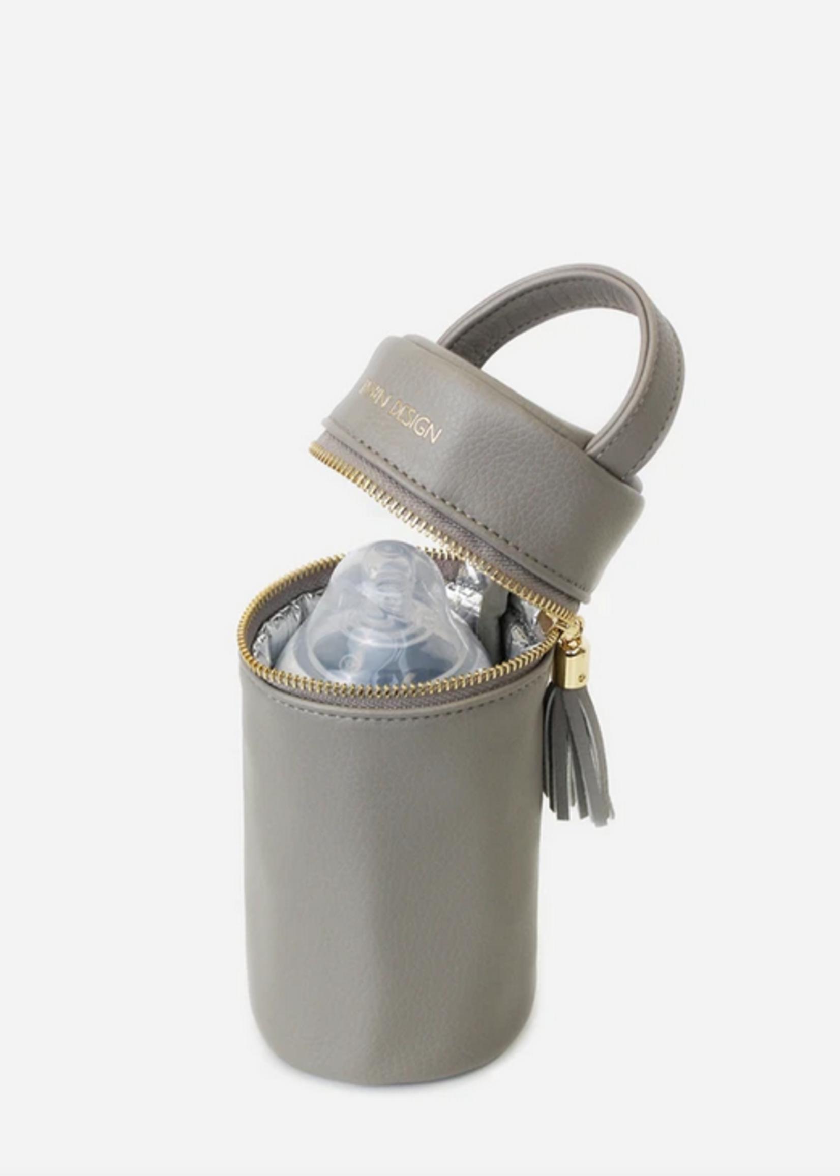 Elitaire Petite The Bottle Bag - Gray