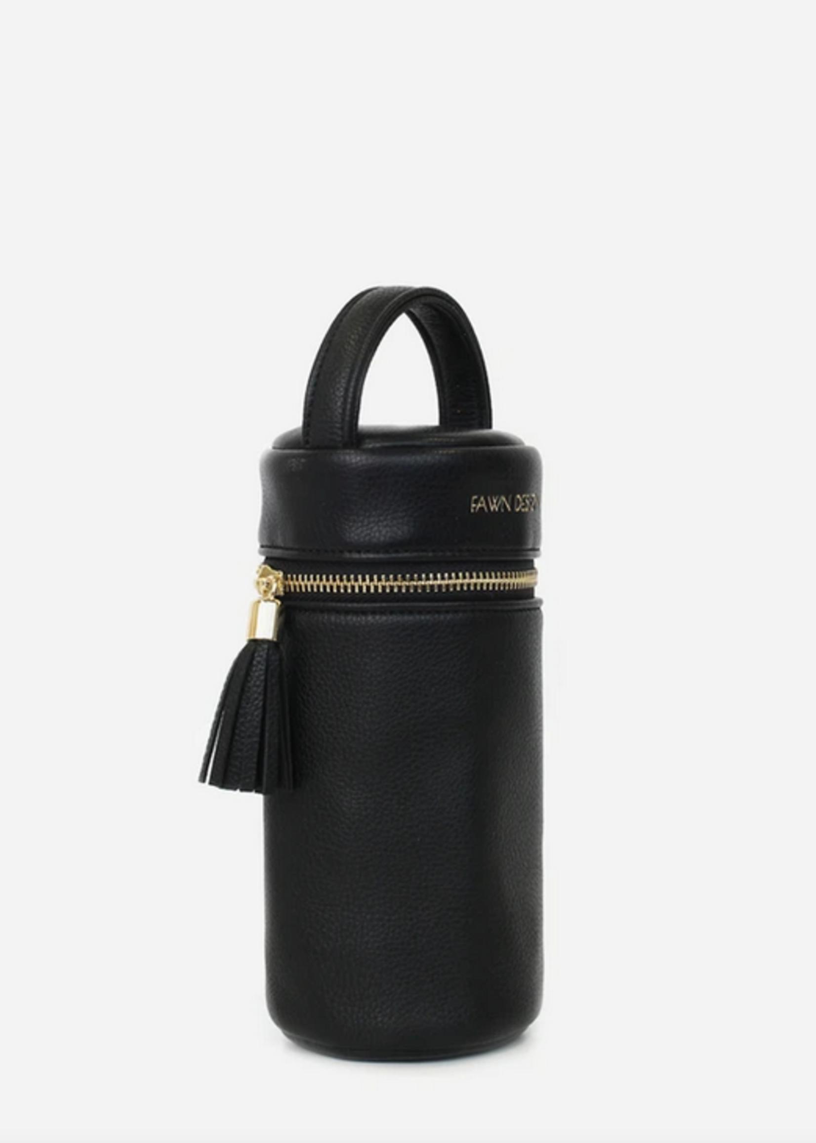 Elitaire Petite The Bottle Bag - Black