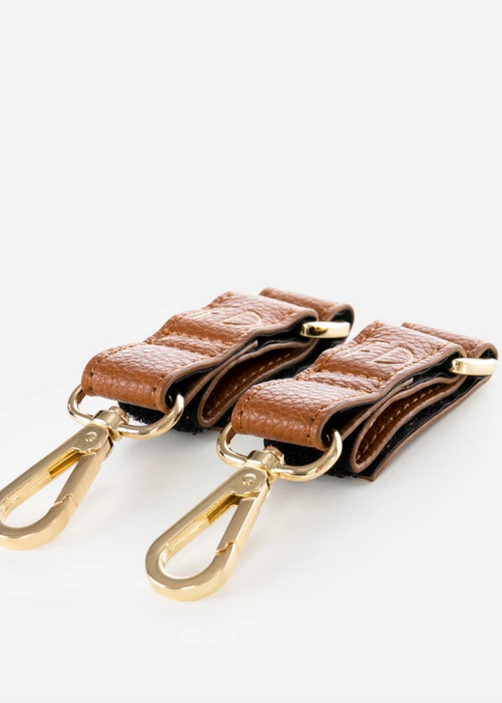 Elitaire Petite The Stroller Hooks - Brown