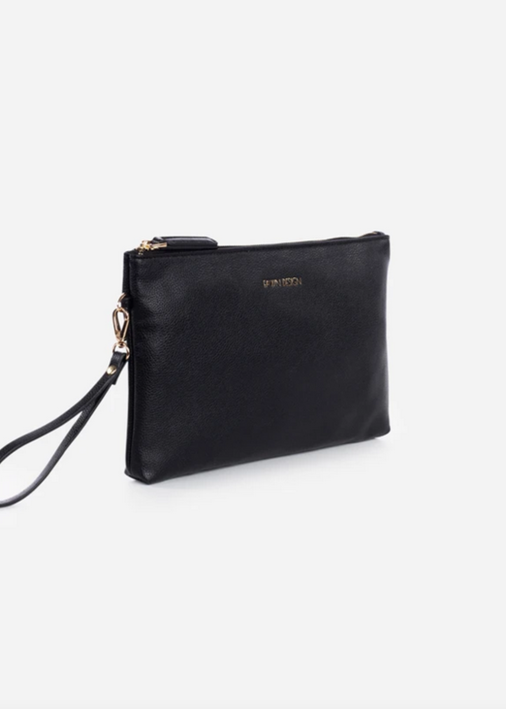 Elitaire Petite The Changing Clutch - Black