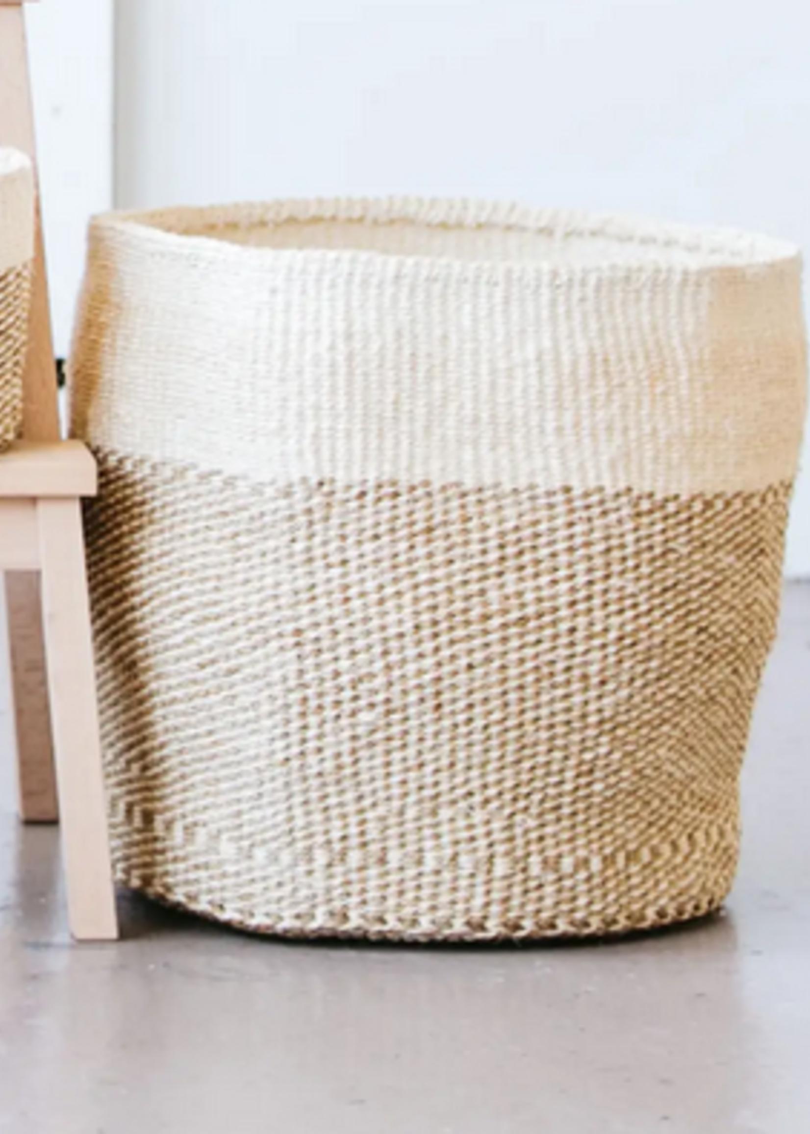 Elitaire Petite Natural XL Storage Basket