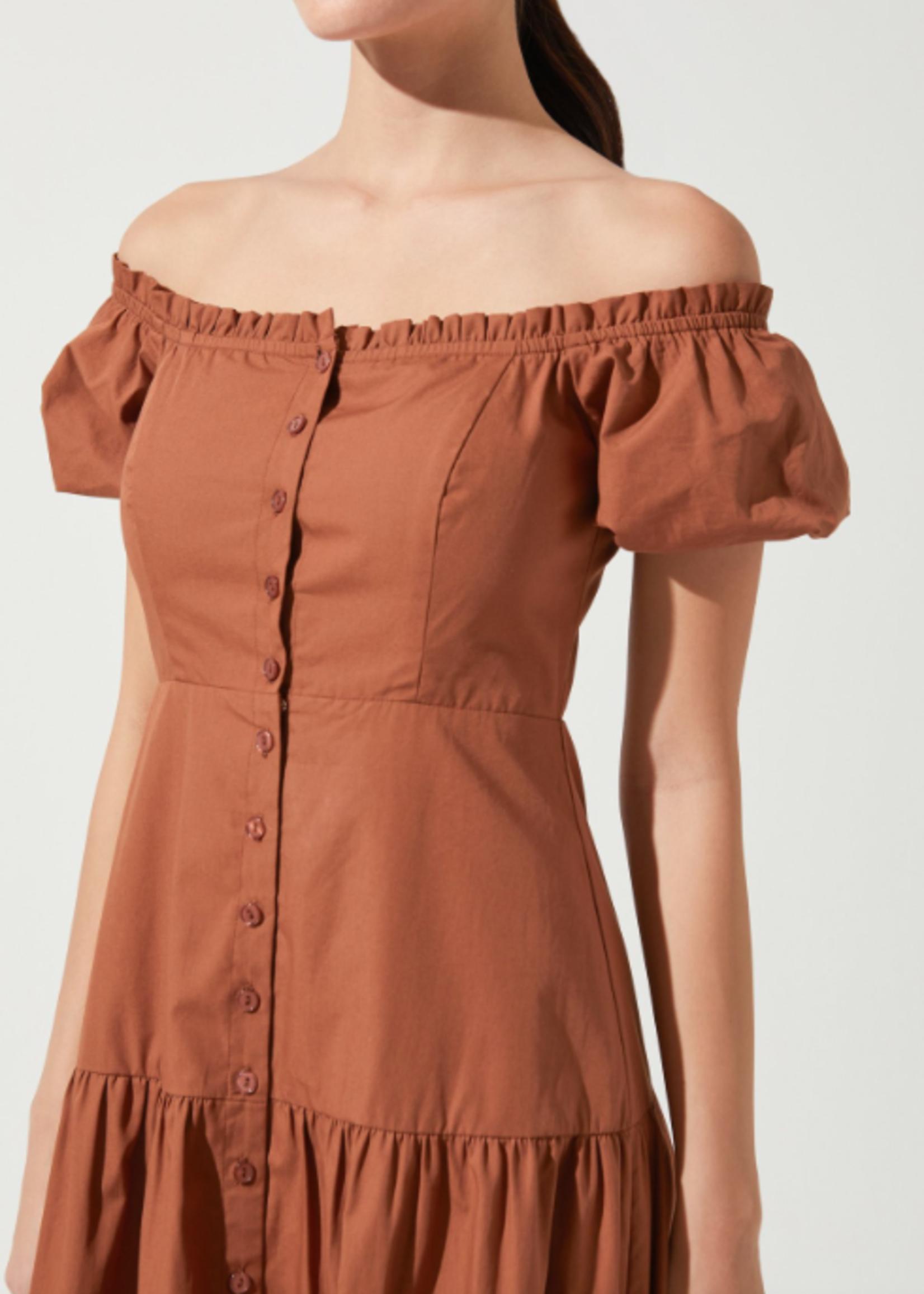 Elitaire Boutique Saveria Dress