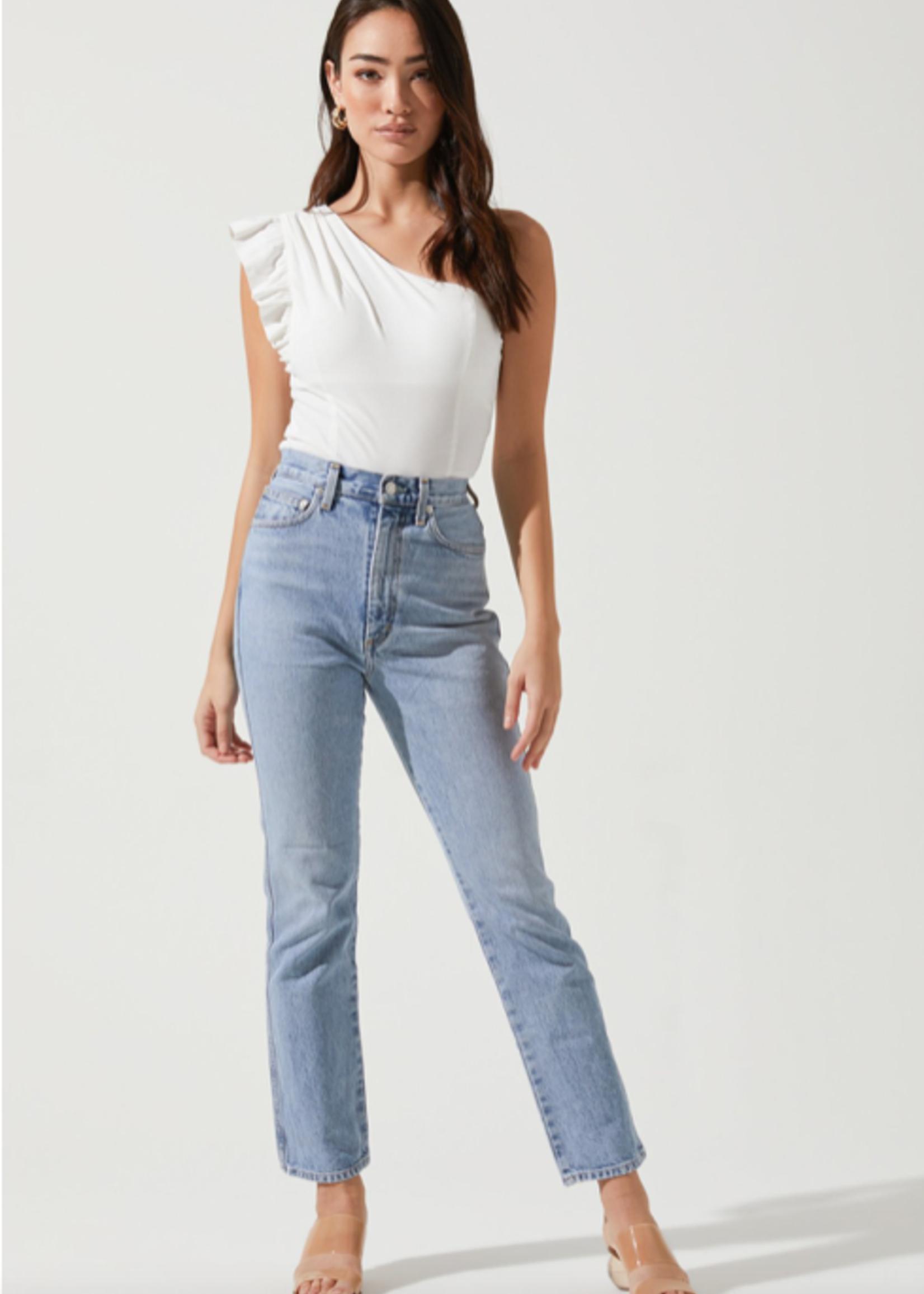 Elitaire Boutique Sweet Summer Bodysuit White
