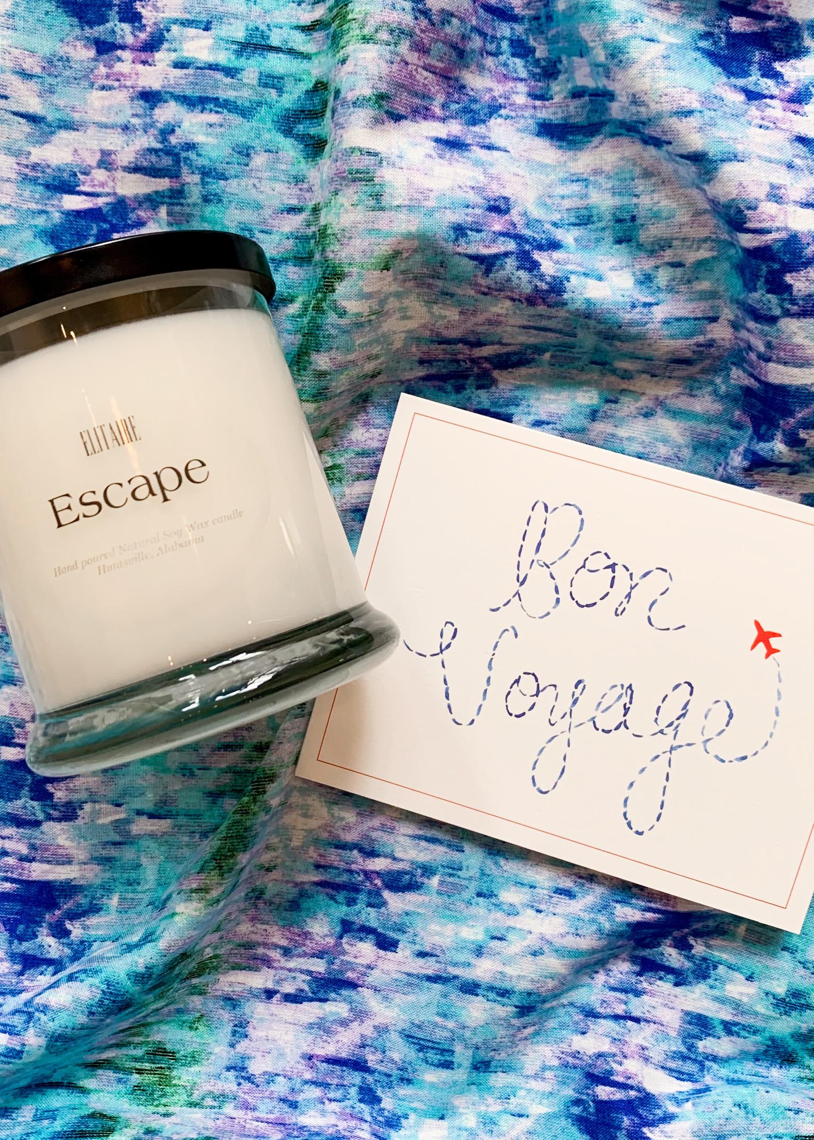 Elitaire Boutique Escape - Bon Voyage Candle Collection