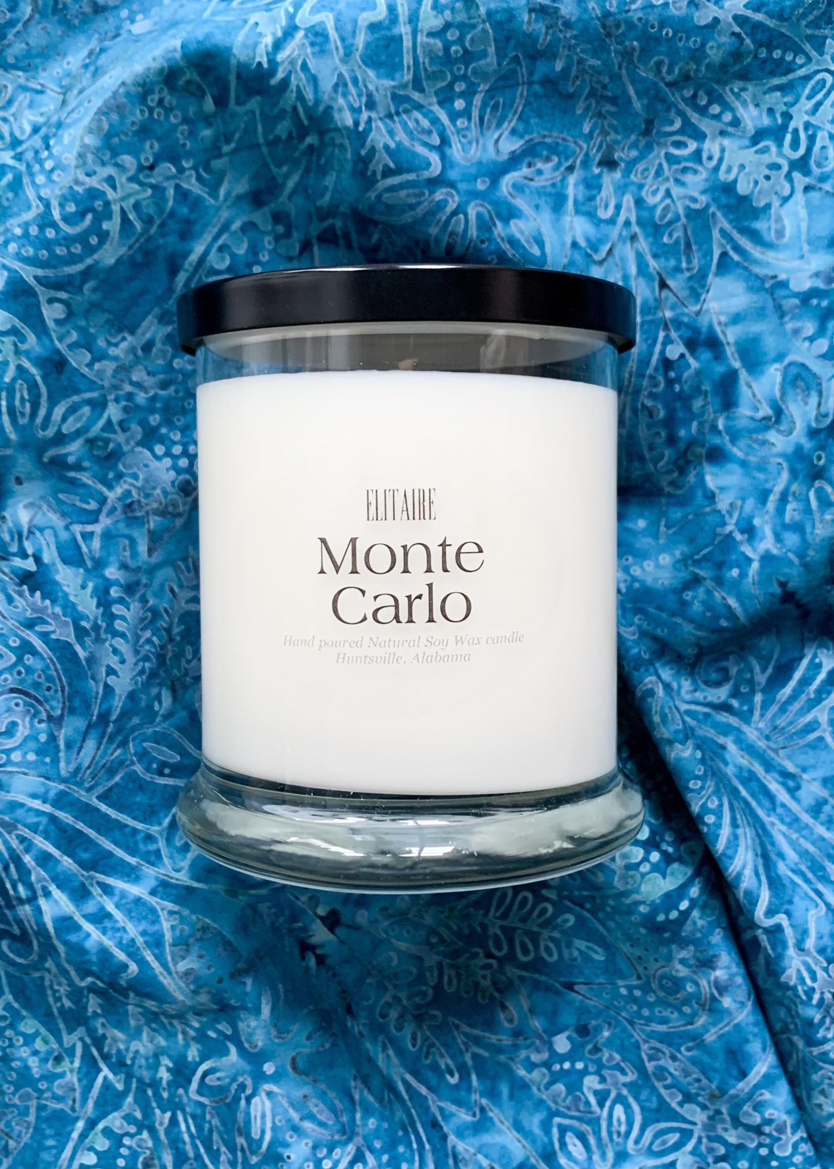 Elitaire Boutique Monte Carlo - Bon Voyage Candle Collection