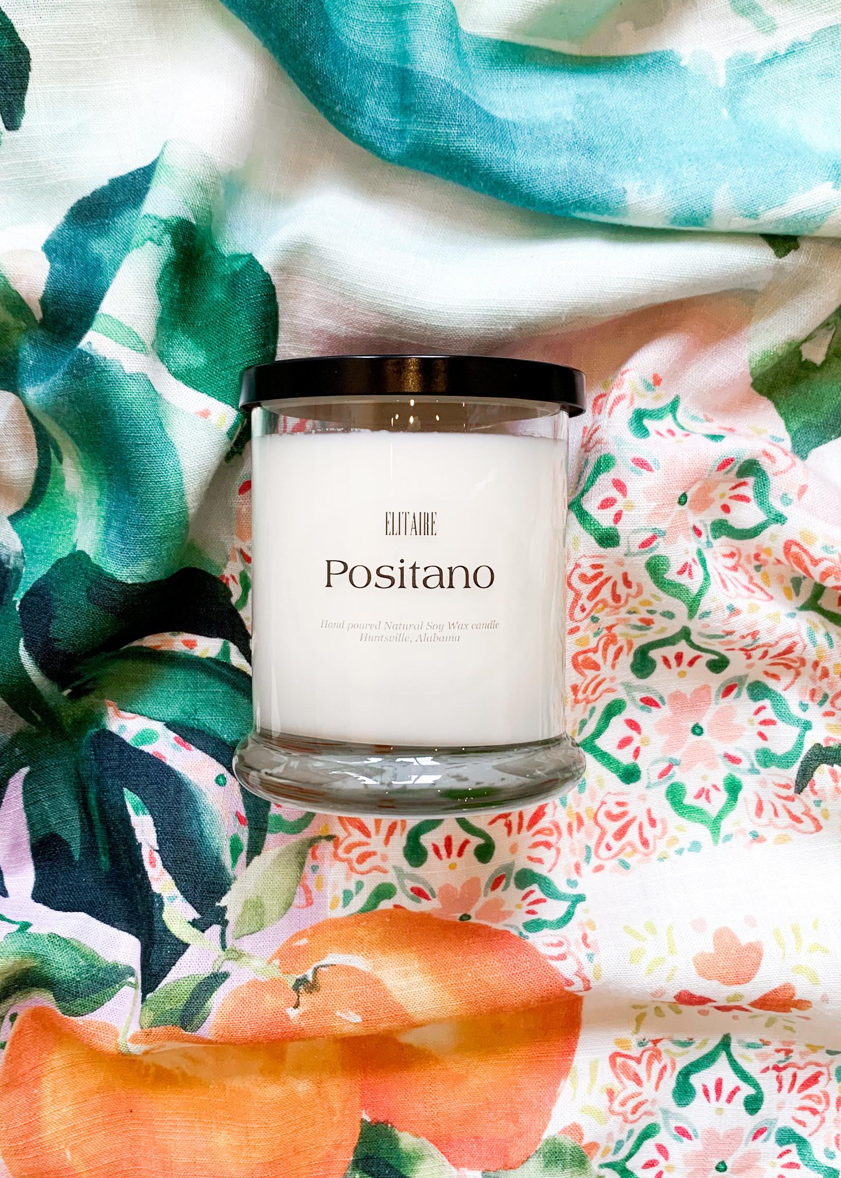 Elitaire Boutique Positano - Bon Voyage Candle Collection