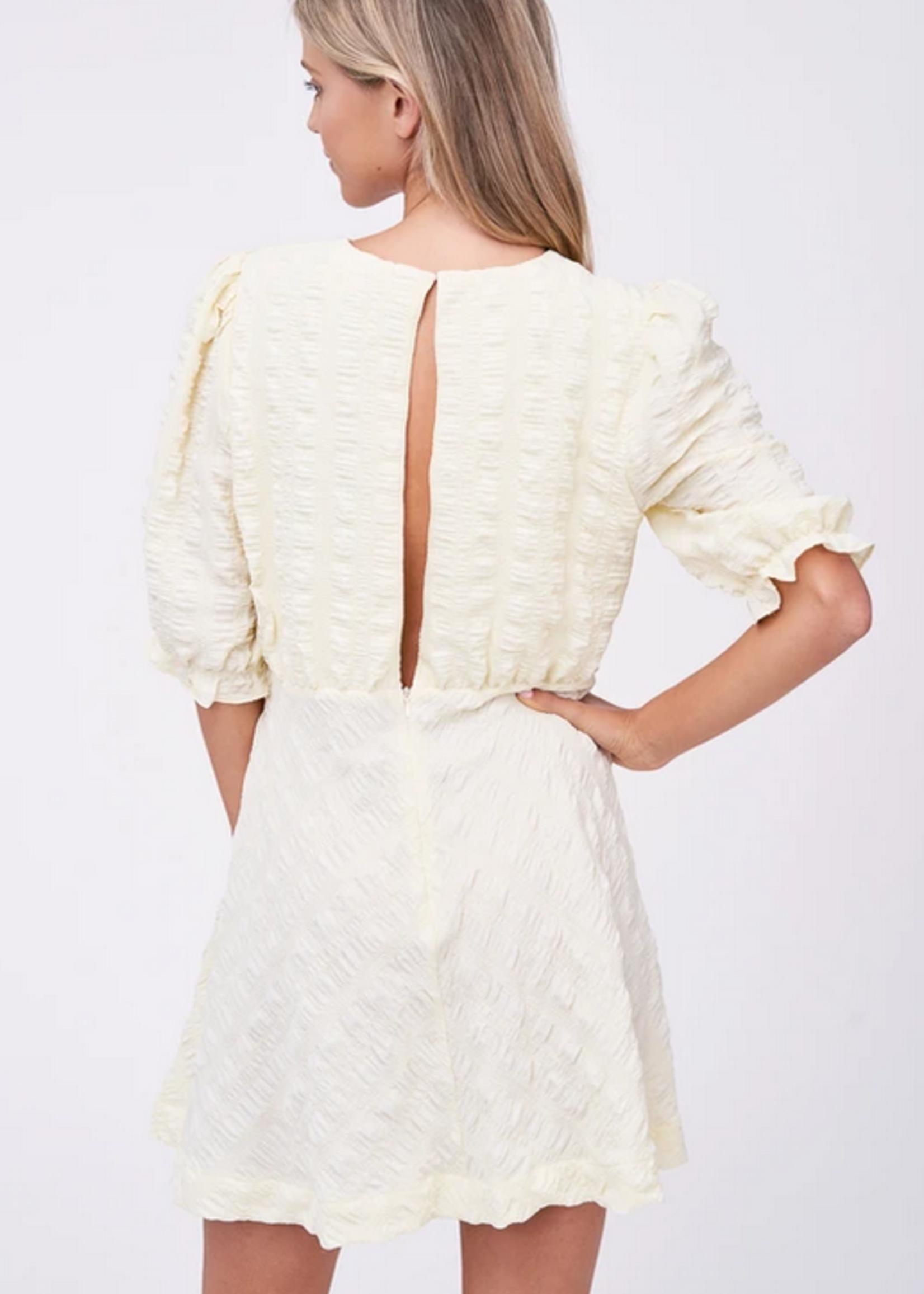 Elitaire Boutique Marigold Dress