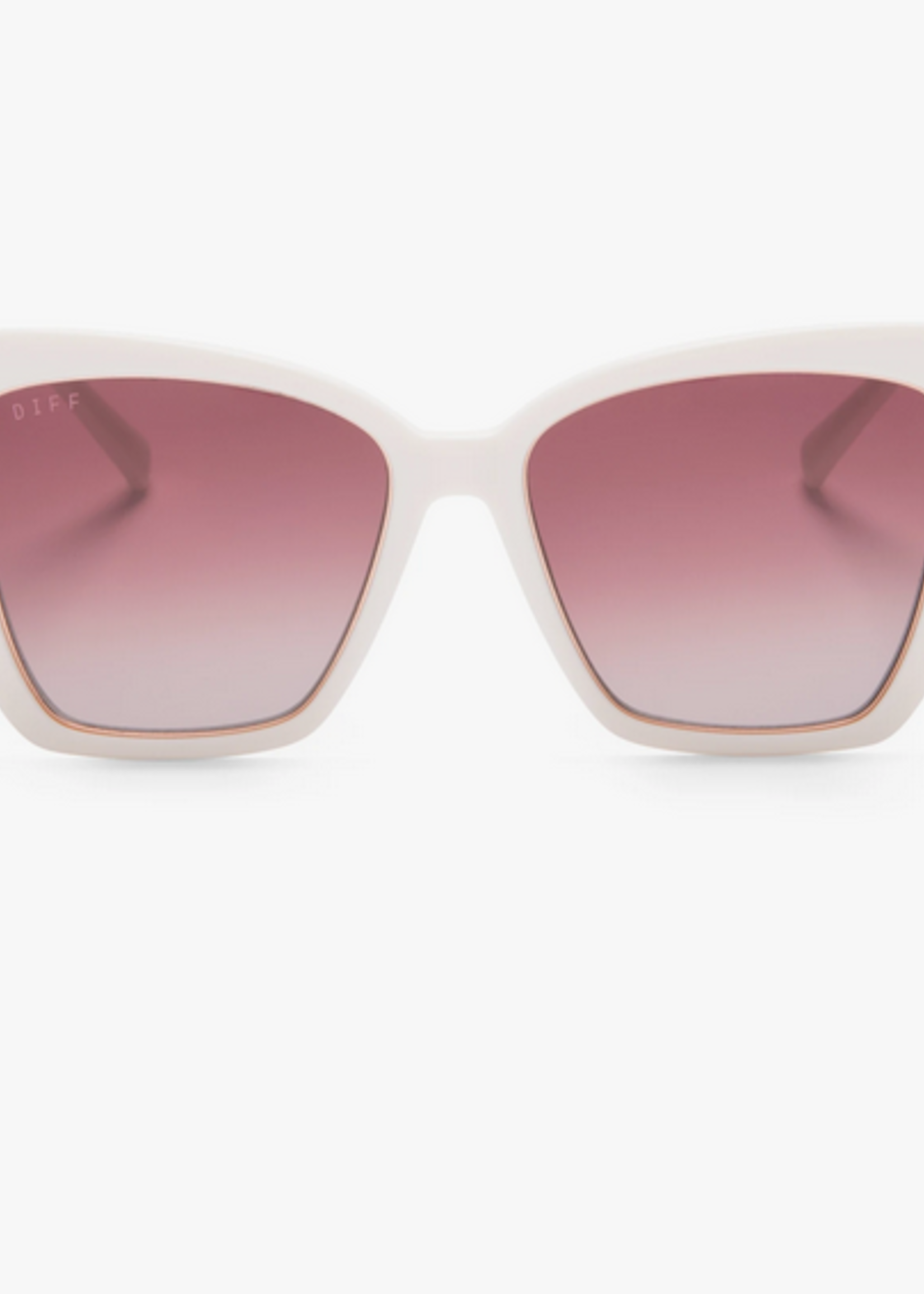 Elitaire Boutique Becky IV in Ivory + Wine Gradient