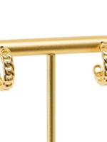 Elitaire Boutique Lexi Small Chain Hoop