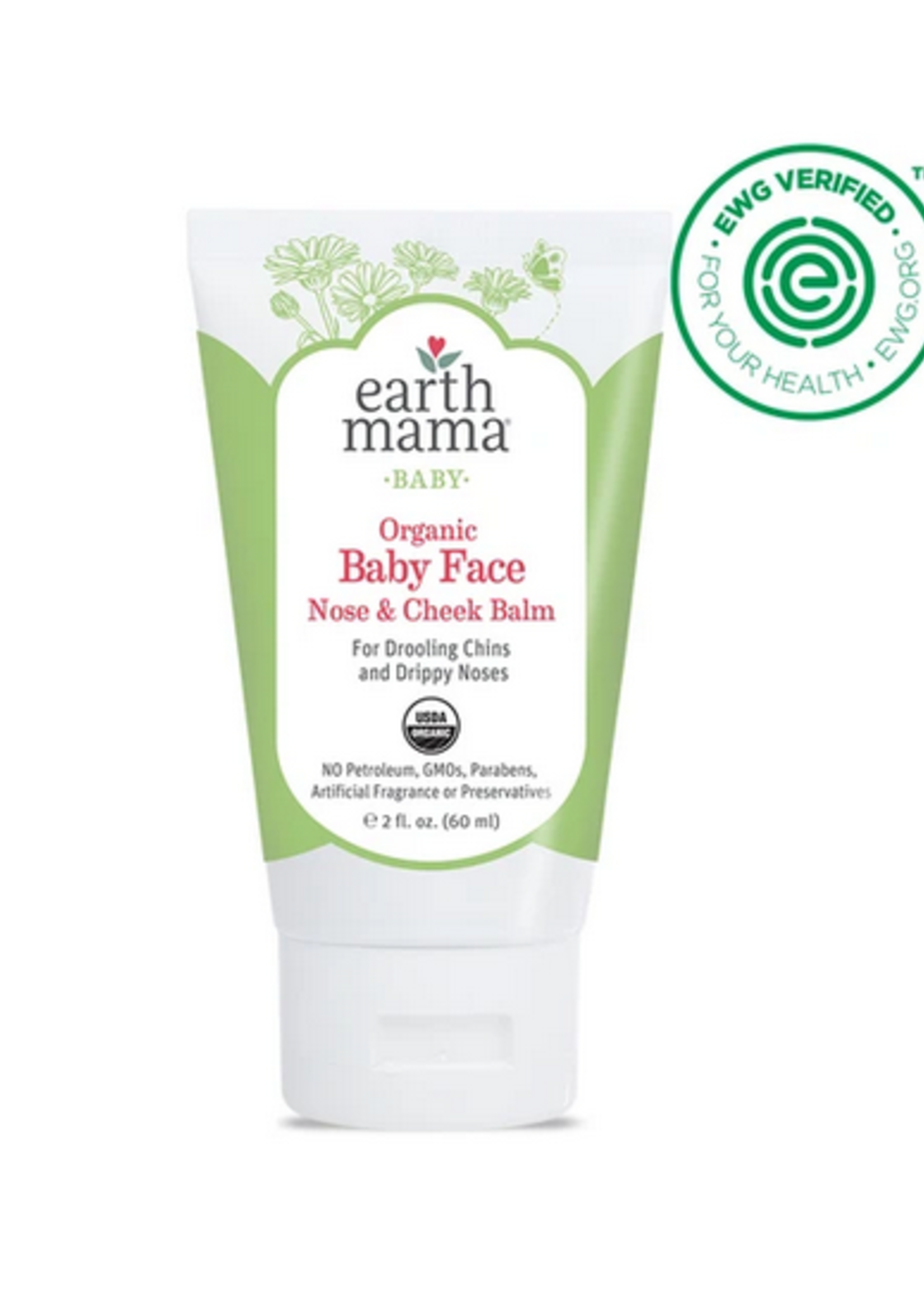 Elitaire Petite Organic Baby Face, Nose & Cheek Balm