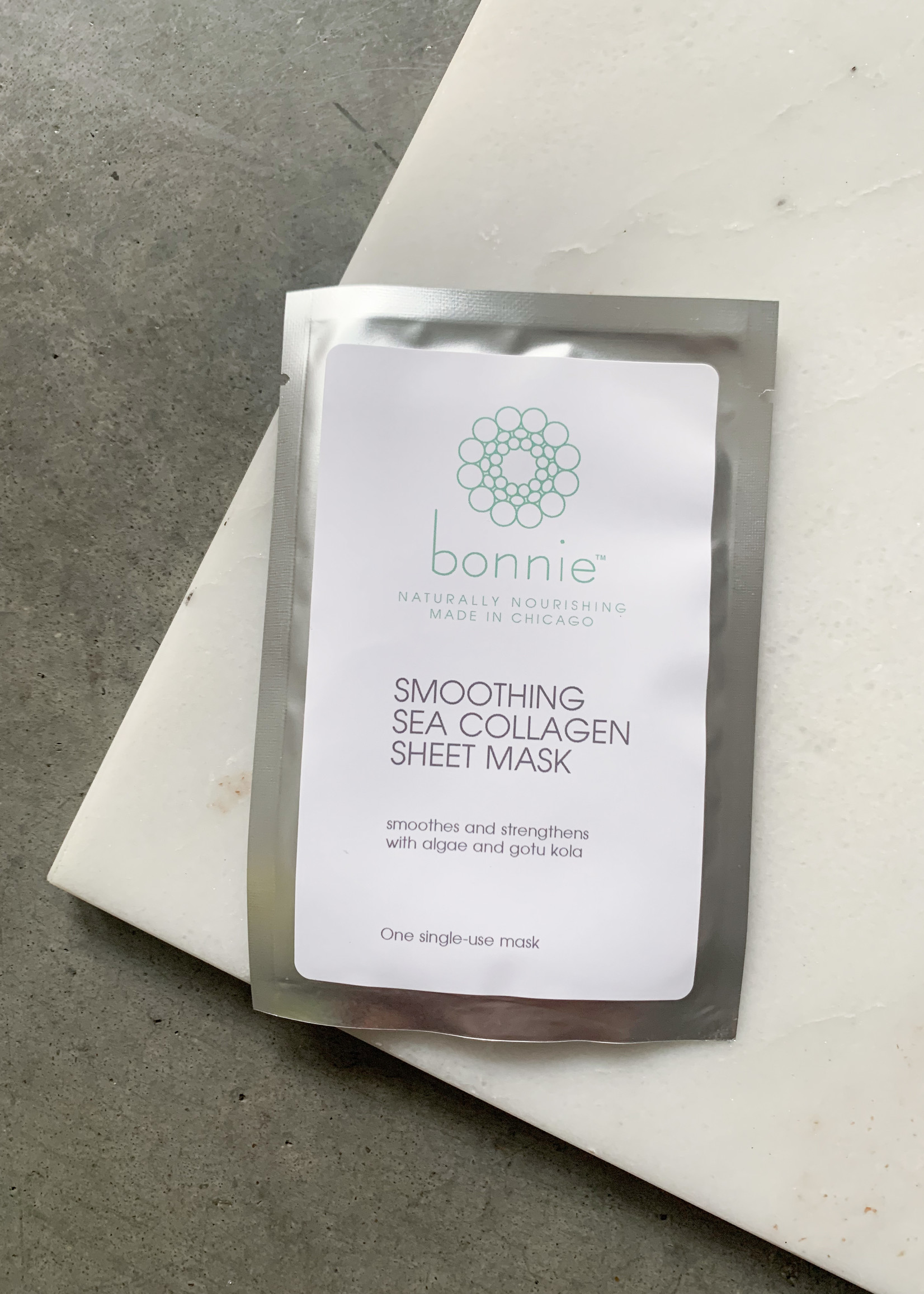 Elitaire Boutique Smoothing Sea Collagen Sheet Mask