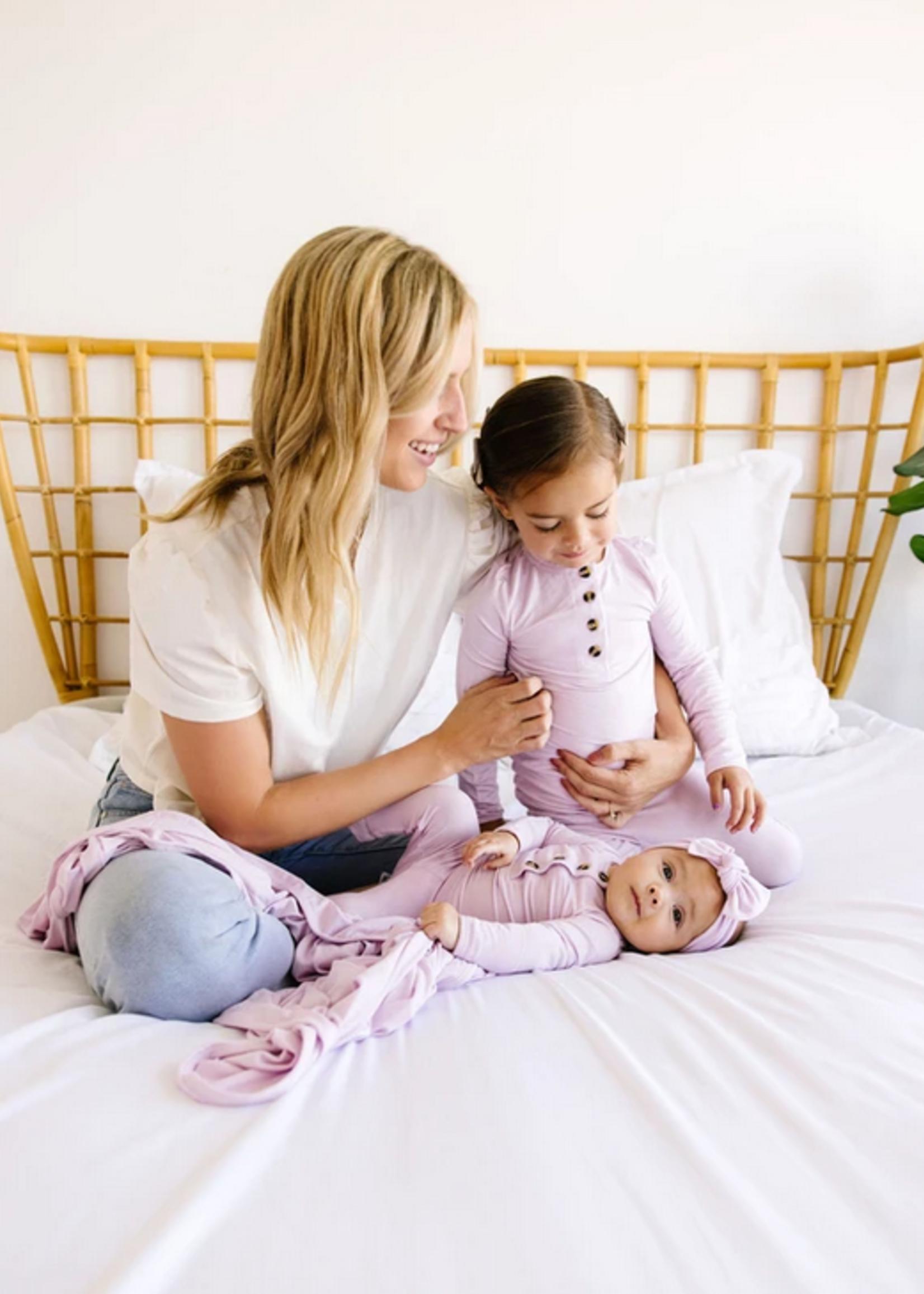 Elitaire Petite Quincy Lilac Set Newborn - 3 Month