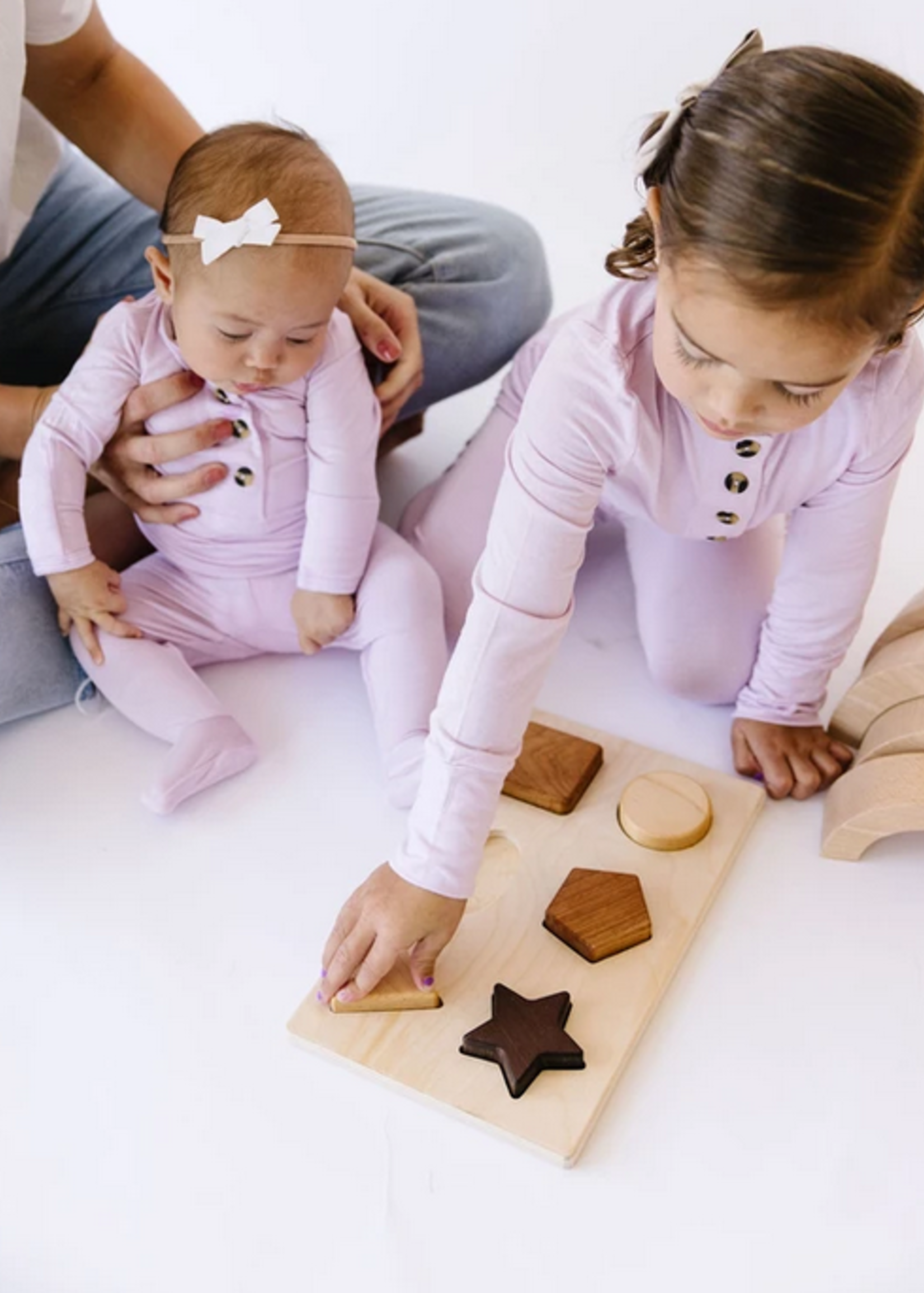 Elitaire Petite Quincy Lilac Set 6-12 Month