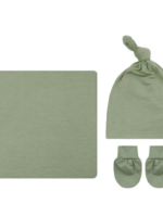 Elitaire Petite Marley Sage Newborn Bundle (Hat)