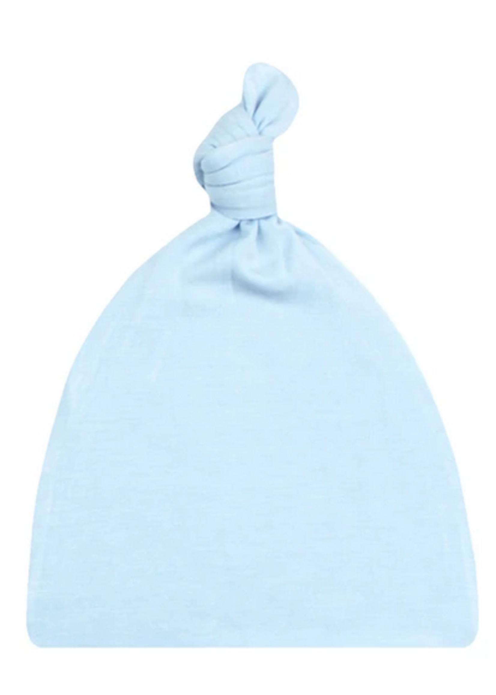 Elitaire Petite Jude Baby Blue Newborn Bundle (Hat)