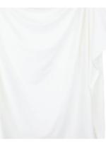 Elitaire Petite Finley White Knit Swaddle Blanket