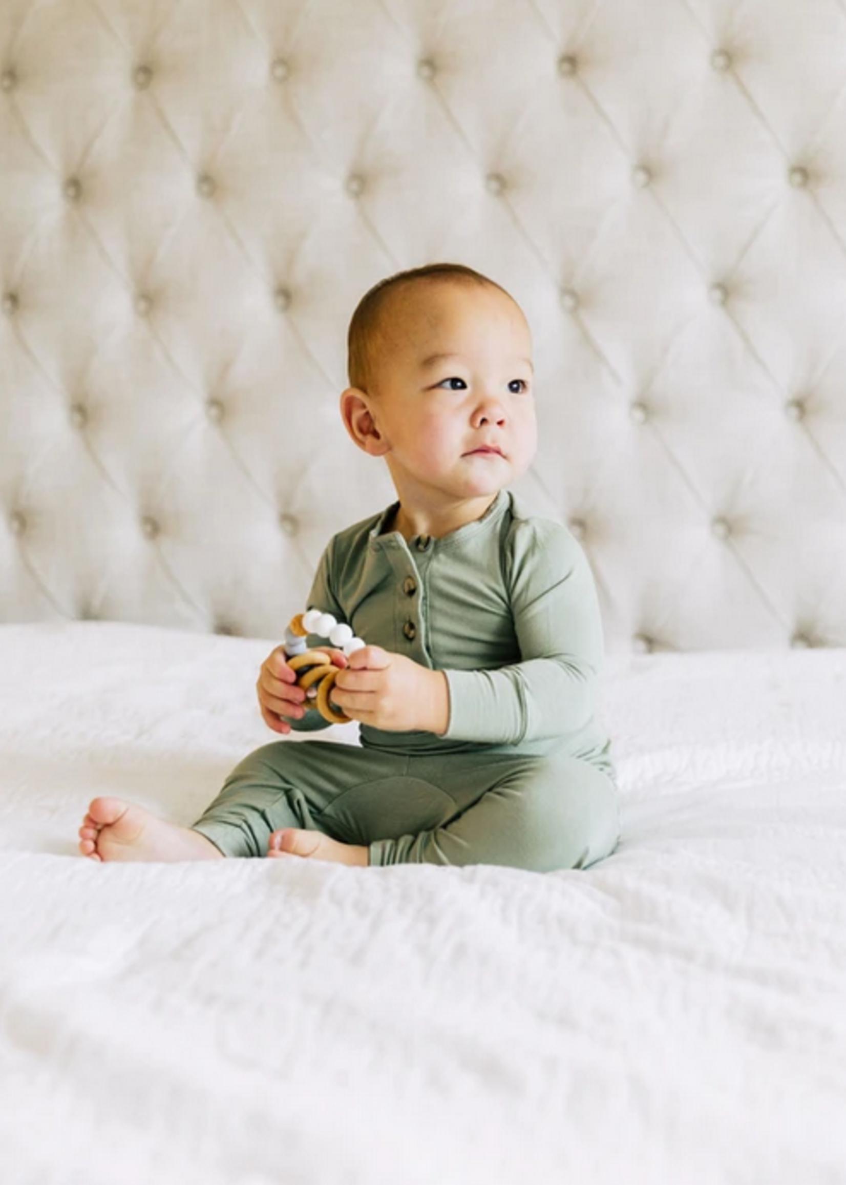 Elitaire Petite Marley Sage Set Newborn - 3 Months