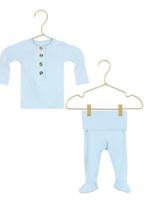 Elitaire Petite Jude Baby Blue Set Newborn - 3 Months