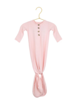 Elitaire Petite Ava Pink Knotted Gown Newborn - 3 Month