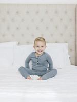 Elitaire Petite Leo Dusty Blue Set 3-6 Month