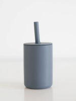 Elitaire Petite Ocean Silicone Straw Cup