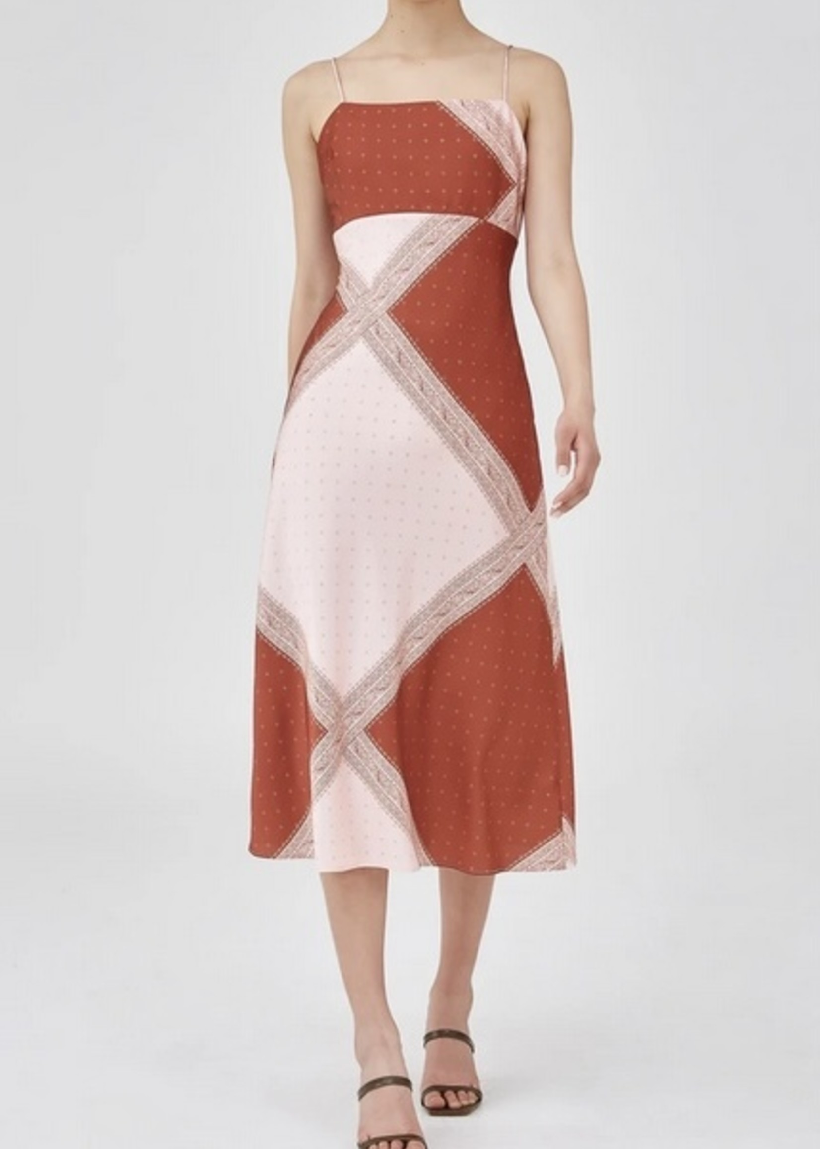 Elitaire Boutique Maya Midi Dress