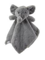 Elitaire Petite Elephant Plush Woobie