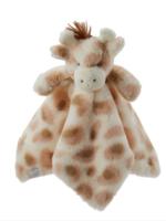 Elitaire Petite Giraffe Plush Woobie