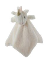 Elitaire Petite Unicorn Plush Woobie