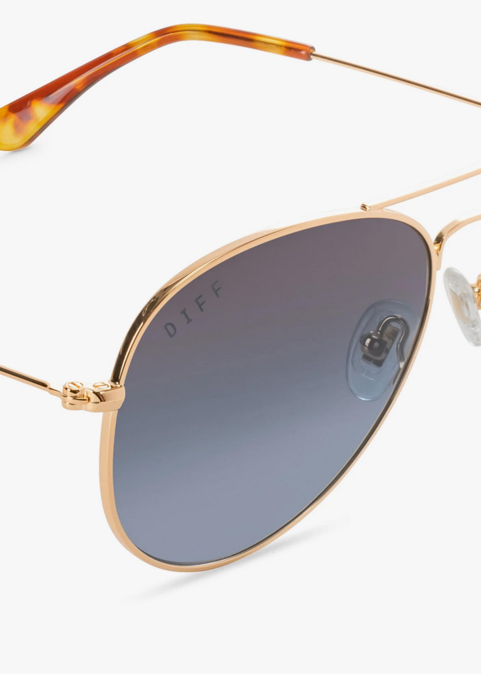 Elitaire Boutique Cruz Gold + Blue Gradient