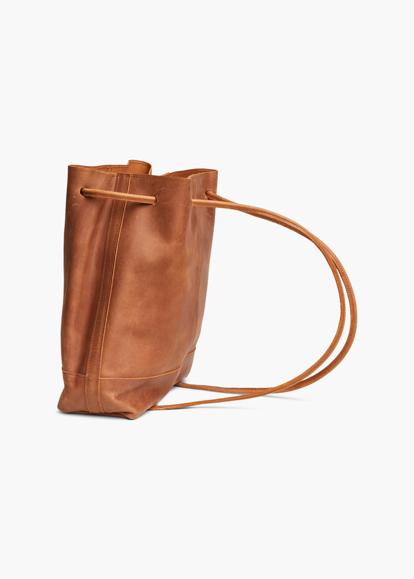 Elitaire Boutique April Backpack in Whiskey