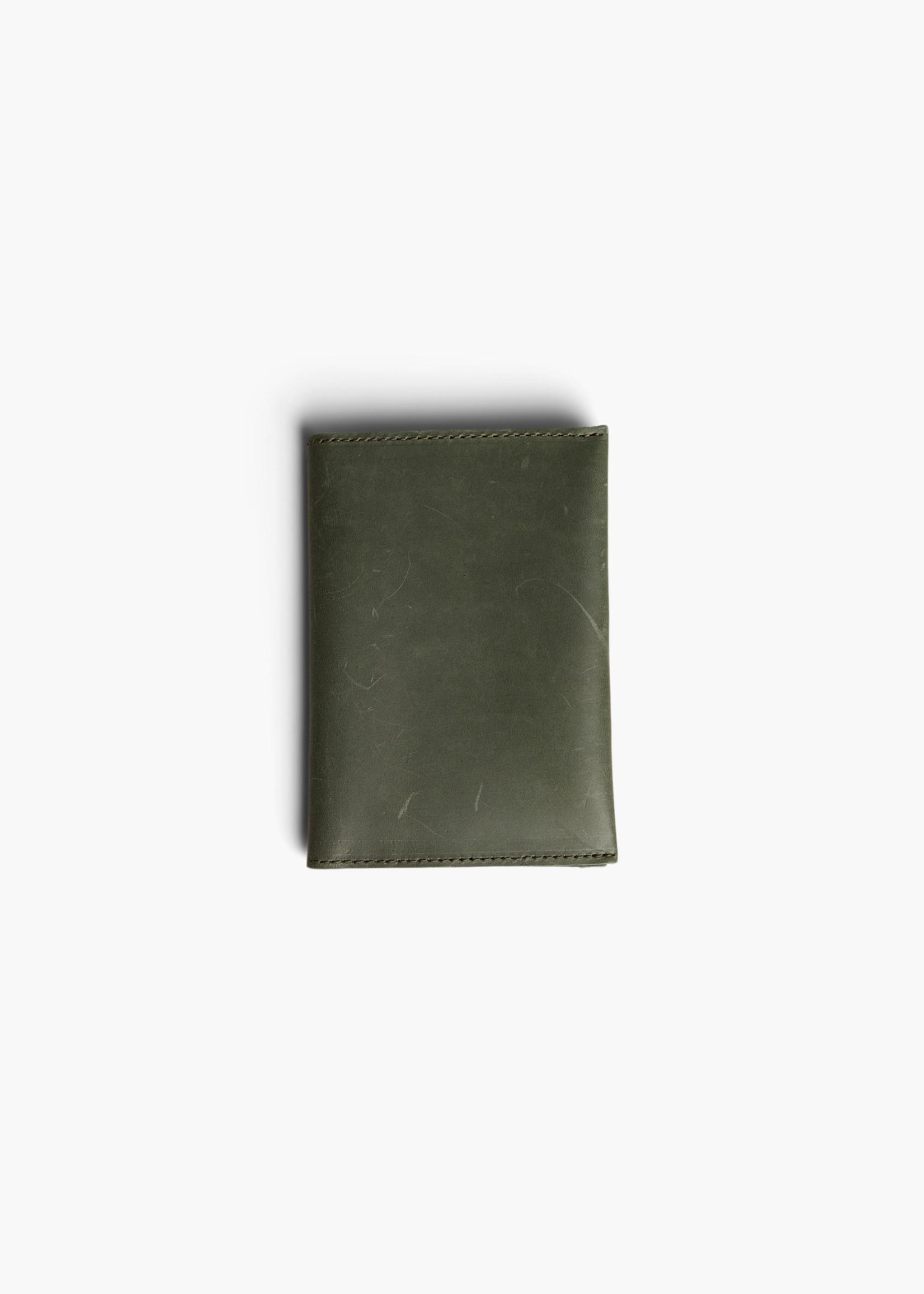Elitaire Boutique Alem Passport Wallet