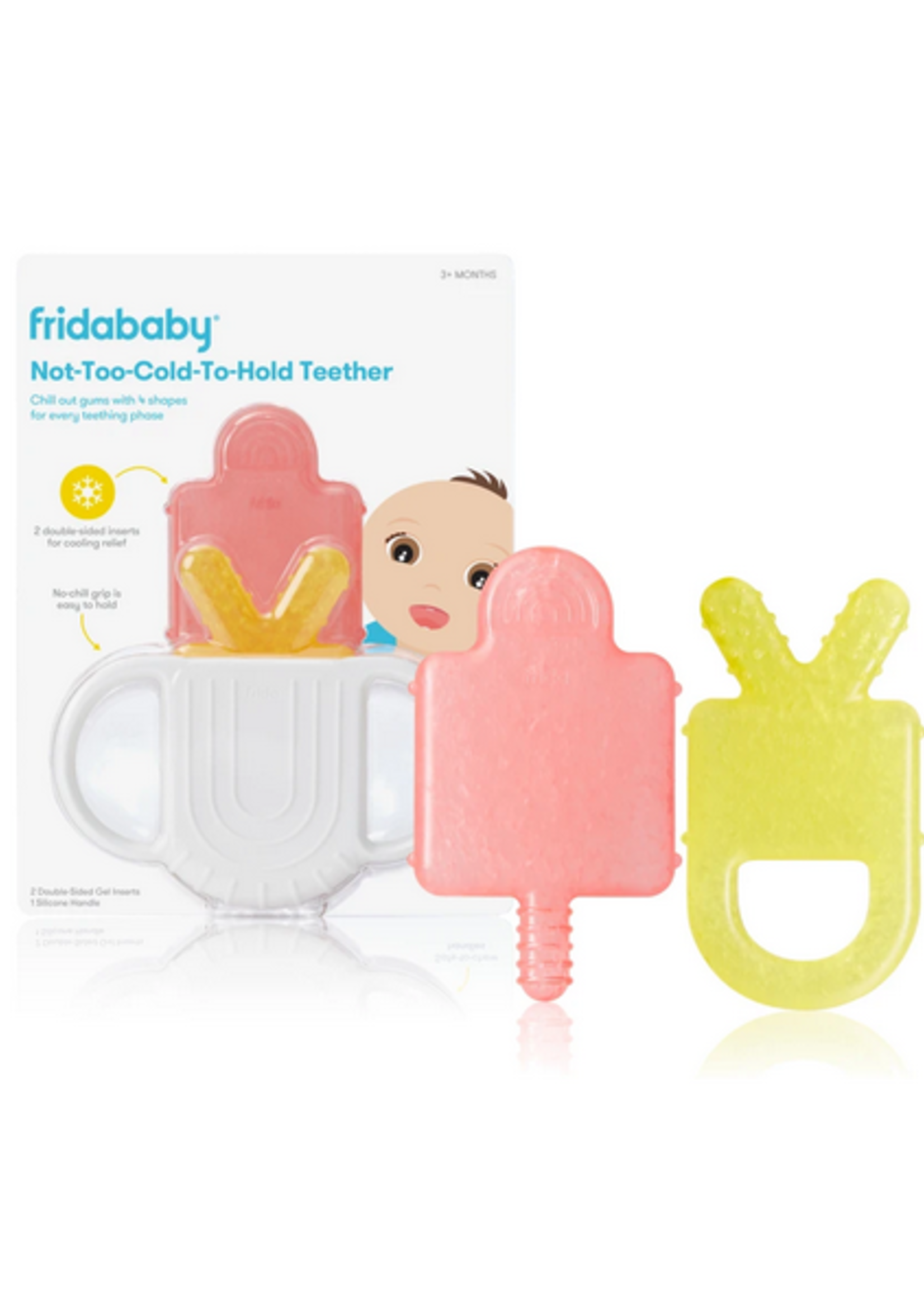 Elitaire Petite Not-to-Cold-to-Hold Teether