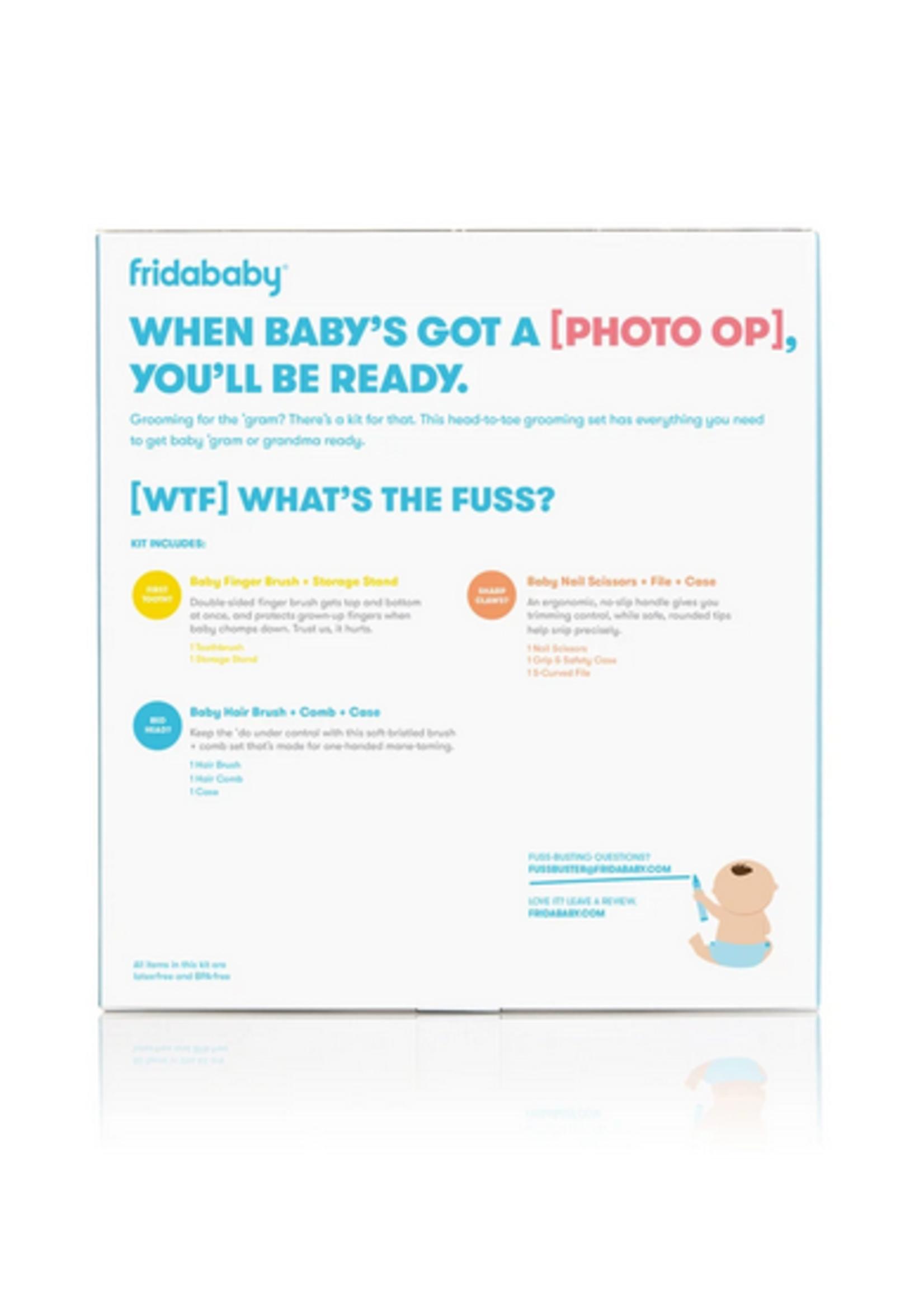 Elitaire Petite Baby Grooming Kit
