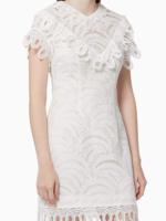 Elitaire Boutique Hovea Dress in White