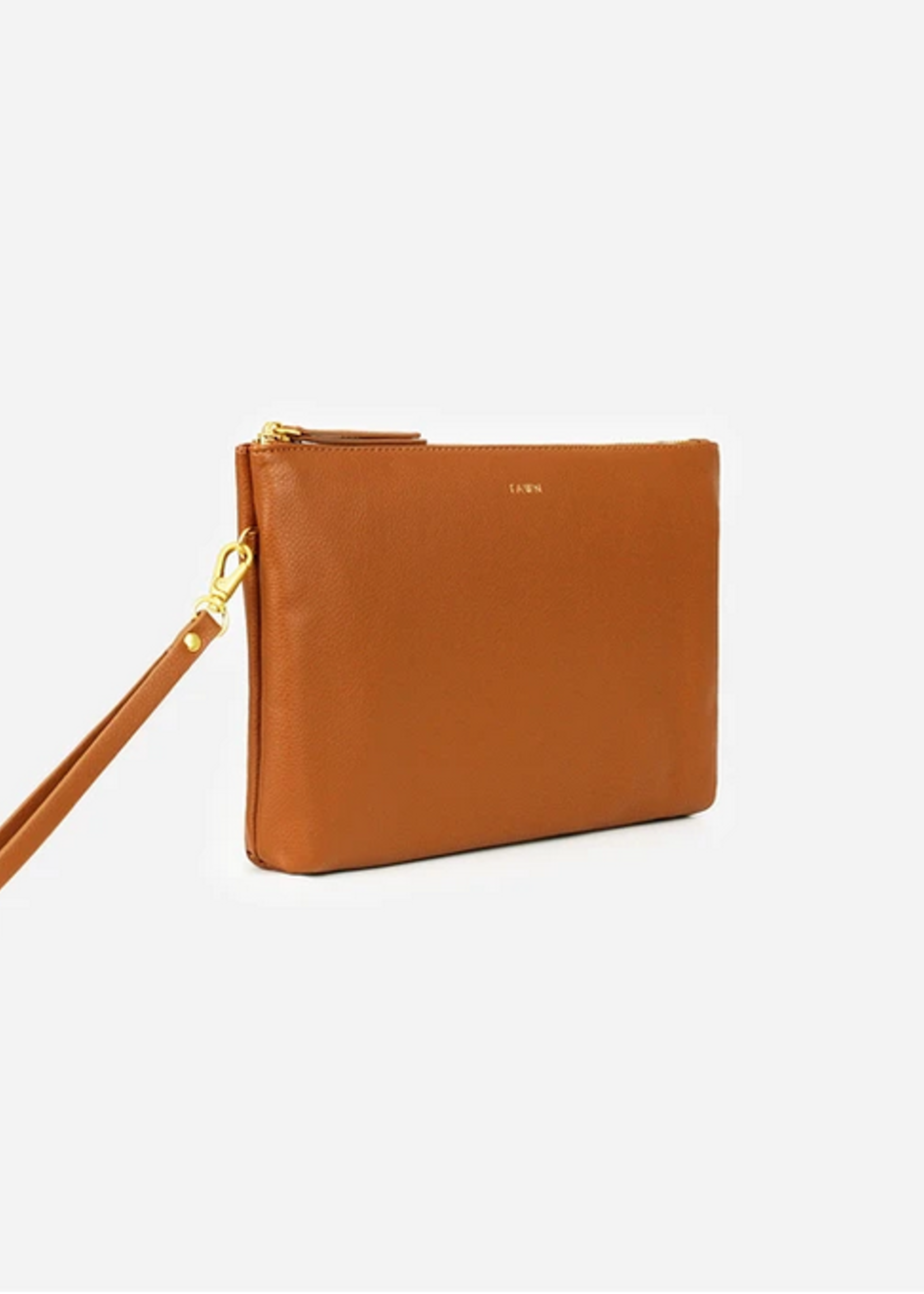 Elitaire Petite The Changing Clutch - Brown