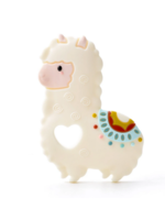 Elitaire Petite Llama Silicone Teether