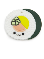 Elitaire Petite Sushi Roll Silicone Teether