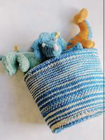 Elitaire Petite Royal Blue Large Storage Basket