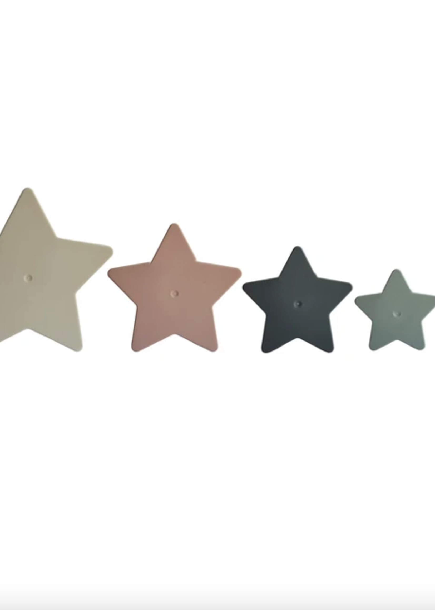 Elitaire Petite Nesting Stars Stacking Toy