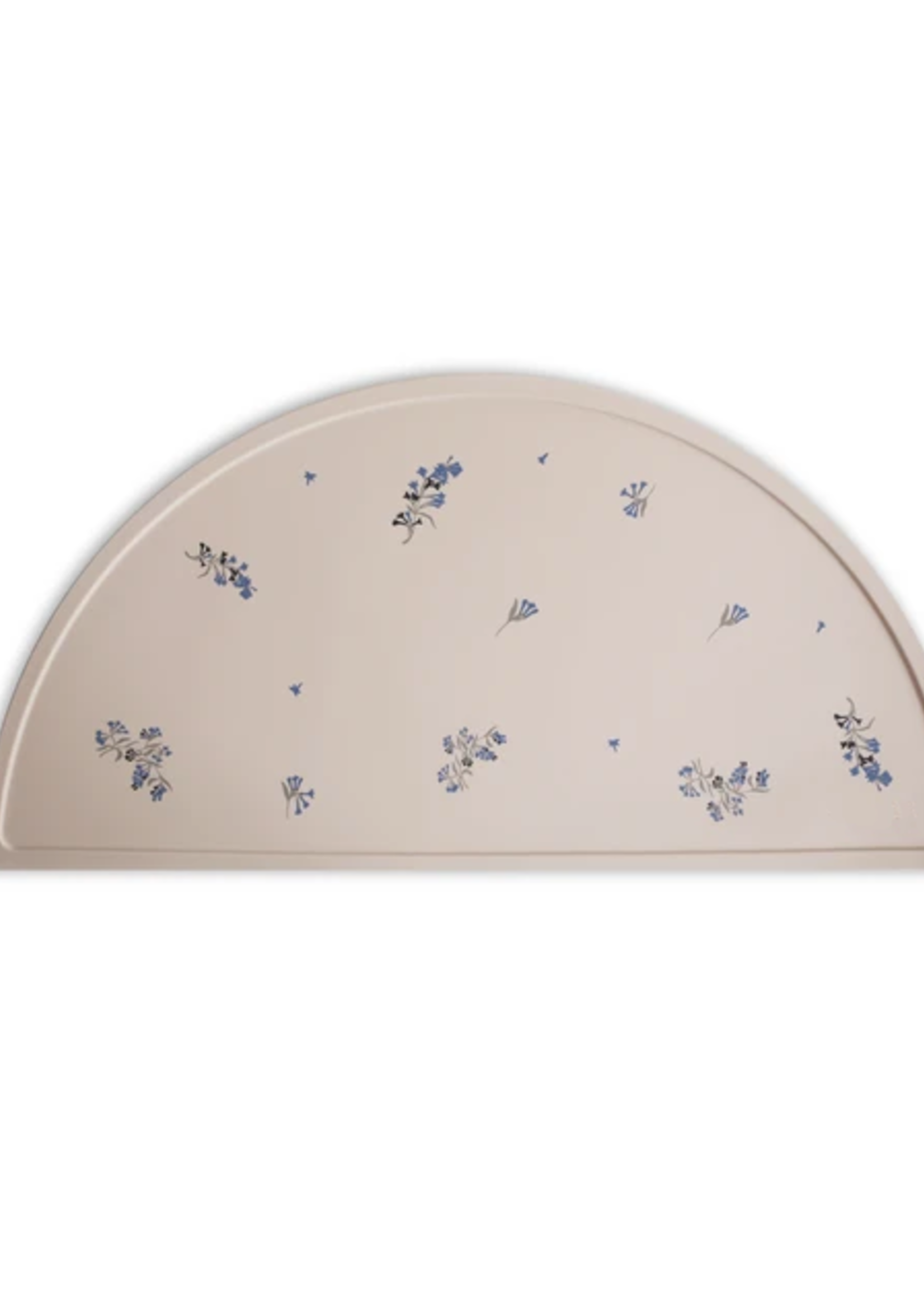 Elitaire Petite Lilac Flowers Silicone Place Mat