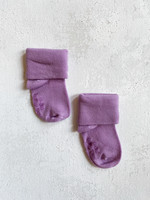 Elitaire Petite Modern Socks in Lavender