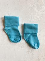 Elitaire Petite Modern Socks in Sky