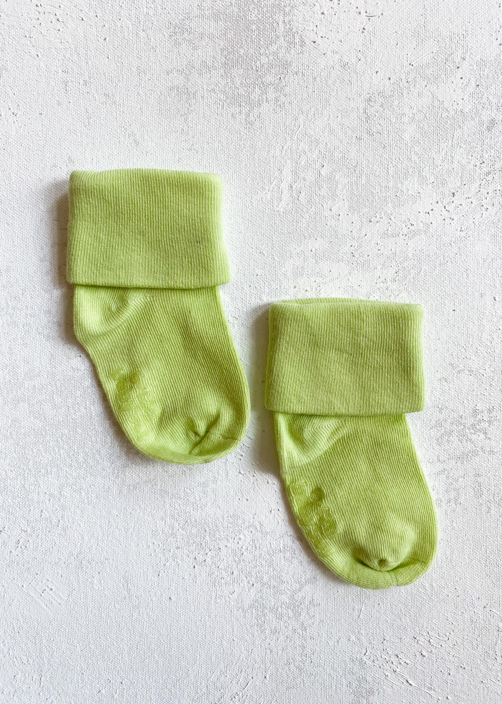 Elitaire Petite Modern Socks in Meadow