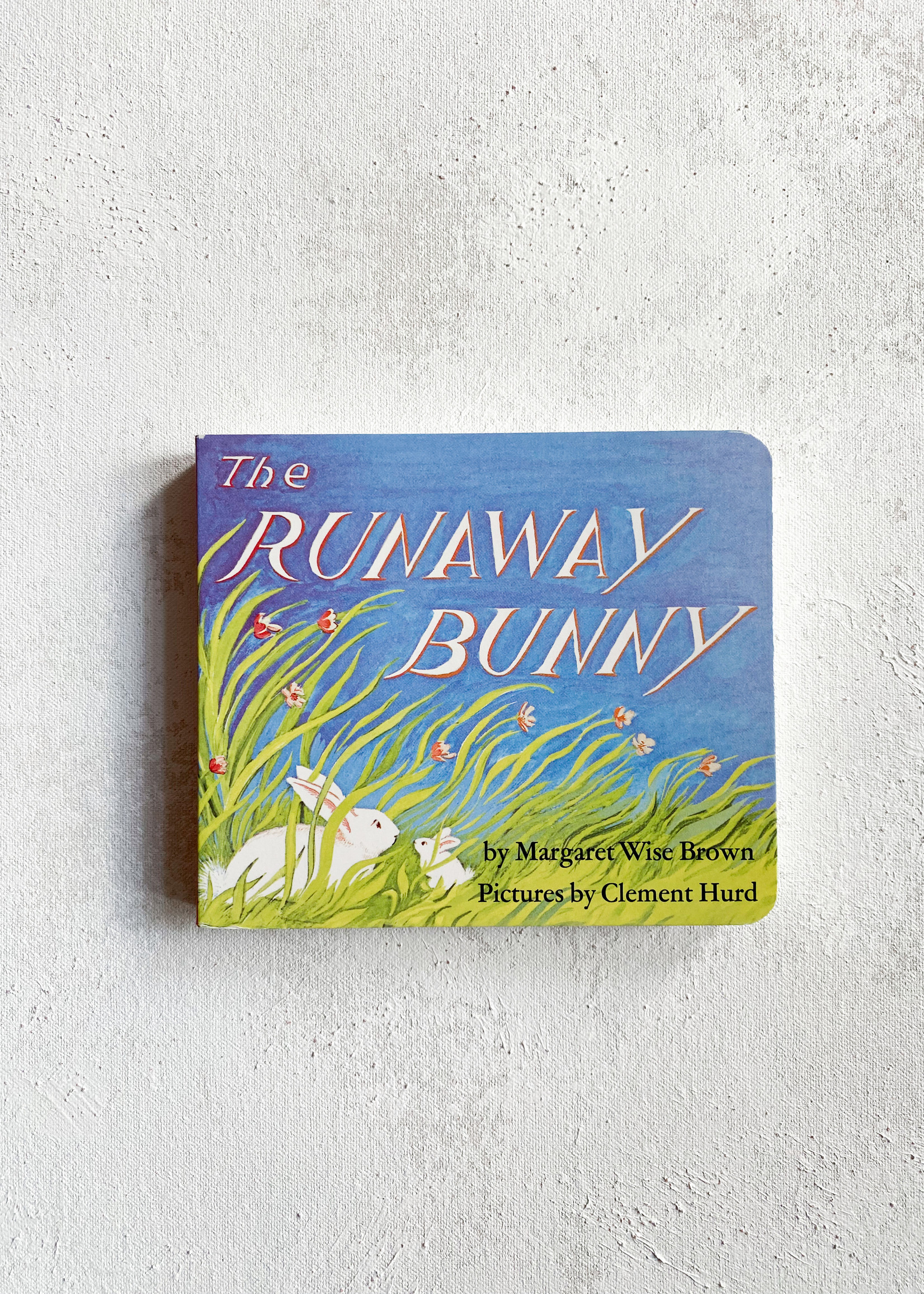 Elitaire Petite Runaway Bunny Mini Board Book