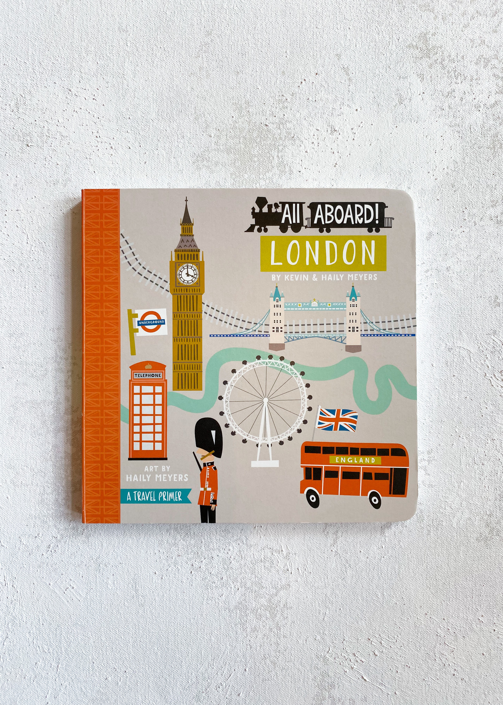 Elitaire Petite All Aboard London