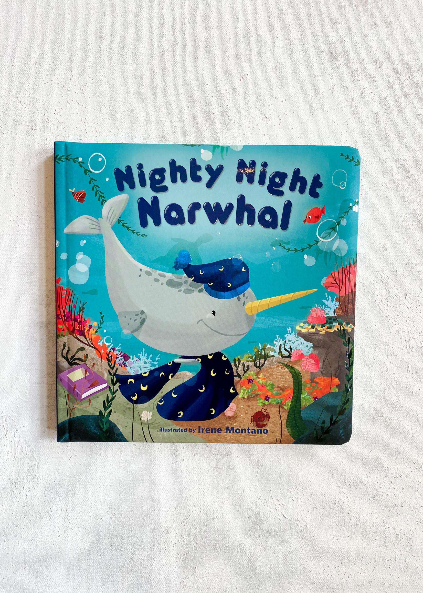 Elitaire Petite Nighty Night Narwhal